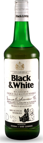 Black & White Scotch 80@